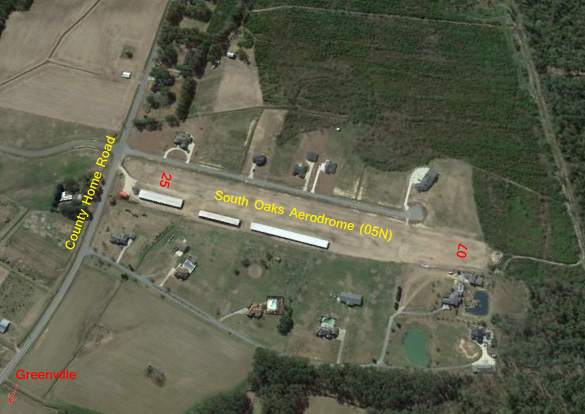 South Oaks Aerodrome
